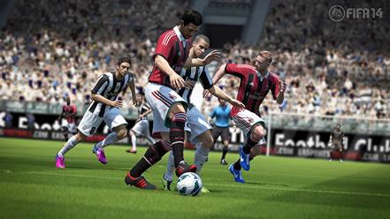FIFA 14 démo