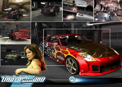 demo need for speed underground 2 jeu pc. Black Bedroom Furniture Sets. Home Design Ideas