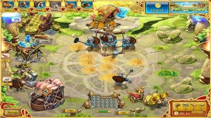 Farm Frenzy : Viking Heroes (infos et téléchargement)