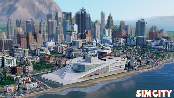 SimCity 2013 (infos et téléchargement)