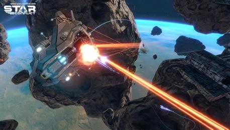 Star Conflict (infos et téléchargement)