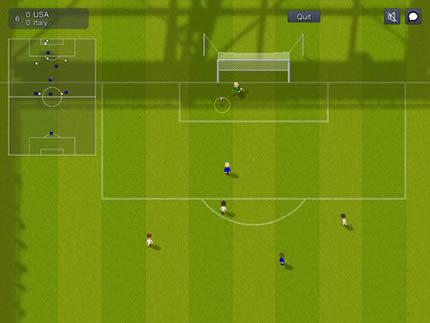 World of Soccer : Online