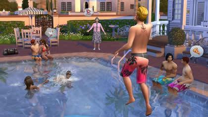 Les Sims 4 (infos et téléchargement)