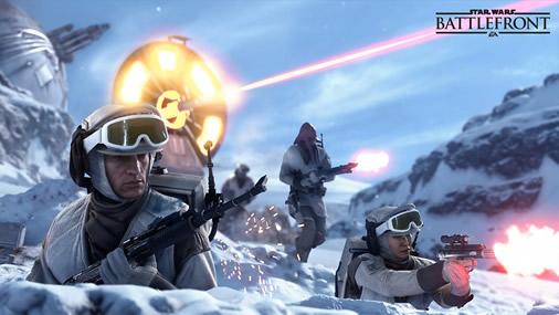 Star Wars Battlefront (infos et téléchargement)