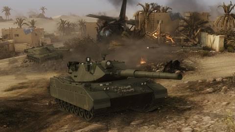 Armored Warfare (infos et téléchargement)