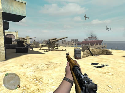 Call of Duty 2 (infos et téléchargement)