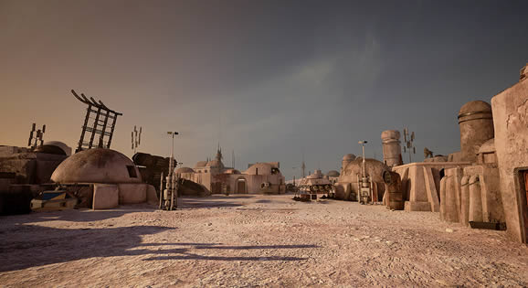 Star Wars : Docking Bay 94