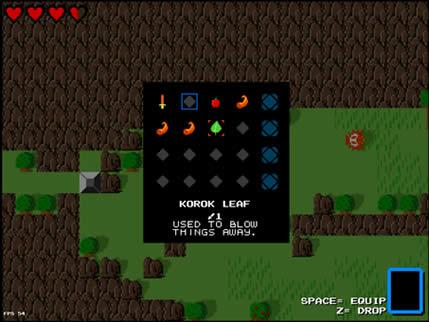 Zelda : Breath of the Nes