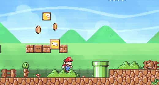 Mario Flashback