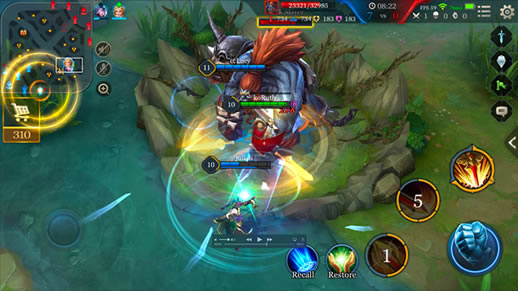 Arena of Valor Mobile