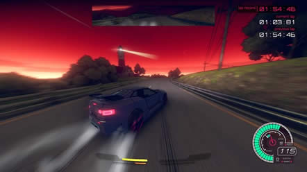 Inertial Drift : Sunset Prologue