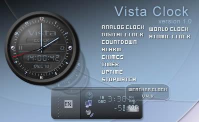 Horloge m t o logiciel gratuit - Horloge sur le bureau windows 7 ...