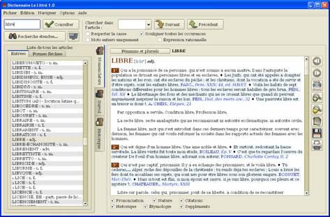 PortableLittr� (infos et téléchargement)