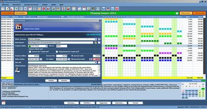 Easy planning telecharger gratuit for Logiciel suivi de chantier gratuit