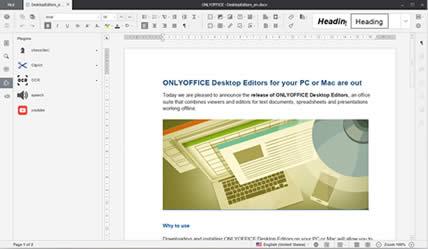 Onlyoffice desktop editors telecharger gratuit - Telecharger open office gratuit windows 8 1 ...