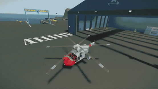 Stormworks : Build and Rescue
