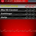 V CAST Song ID