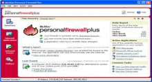McAfee Personal Firewall