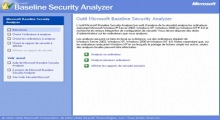 Baseline Security Analyser
