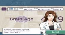 Test cérébral Dr. Kawashima