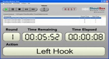 ShoutBox Workout Timer