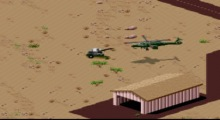 Desert Strike : Return to the Gulf