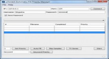 uTorrent Automatic File Priority Manager