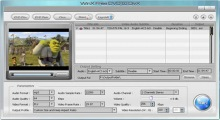 WinX Free DVD to DivX Ripper