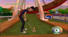3D MiniGolf Adventure