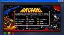 Arcade Classic Pack