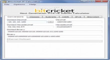Bitcricket IP Calculator