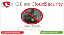 GDATA CloudSecurity