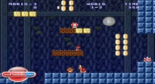 Super Mario 3 - Forever Advance