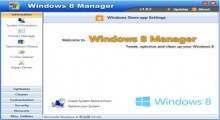 Windows 8 Manager