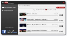 Frappsy YouTube Downloader
