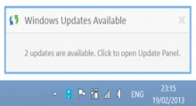 Windows Update Notifier