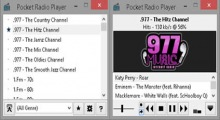 Pocket Radio Player