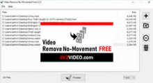 Video Remove No-Movement