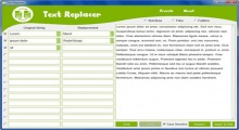 Text Replacer